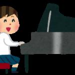 ピアノを弾く時に身体や手首でリズムを取りながら弾いていませんか?