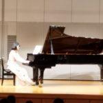 ピアノ発表会を行いました