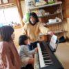 4月からのプレピアノコース生徒さん募集致します