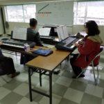 50歳からのキーボード教室が大好評です。